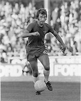 Fotball<br /> England<br /> Foto: Colorsport/Digitalsport<br /> NORWAY ONLY<br /> <br /> Chelsea historikk<br /> Alan Hudson - Chelsea. Chelsea v Southampton 23/10/71.