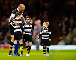 Rory Best of Barbarians before kick off<br /> <br /> Photographer Simon King/Replay Images<br /> <br /> Friendly - Wales v Barbarians - Saturday 30th November 2019 - Principality Stadium - Cardiff<br /> <br /> World Copyright © Replay Images . All rights reserved. info@replayimages.co.uk - http://replayimages.co.uk