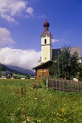 July 21, 2019 - Church, Going, Austria (Credit Image: © Bilderbuch/Design Pics via ZUMA Wire)