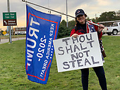 Cape Cod: Stop the Steal Rallies November 2020