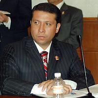 TOLUCA, México.- Guillermo Legorreta Martínez, secretario del ayuntamiento. Agencia MVT / José Hernández. (DIGITAL)