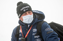 Andrej Cerin during 2nd Run of Ladies' Giant Slalom at 57th Golden Fox event at Audi FIS Ski World Cup 2020/21, on January 17, 2021 in Podkoren, Kranjska Gora, Slovenia. Photo by Vid Ponikvar / Sportida