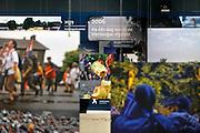 Nederland, Nijmegen, 29-5-2016Interieur van het gemeentelijk museum voor oudheid en moderne kunst het Valkhof . Op dit moment is er een expositie, tentoonstelling, over 100 jaar vierdaagse, 4daagseFOTO: FLIP FRANSSEN/ HH