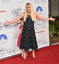 2017 Princess Grace Awards Gala Kick Off Event held at Paramount Studios. 24 Oct 2017 Pictured: Jessica Simpson and Maxwell Johnson. Photo credit: O'Connor/AFF-USA.com / MEGA TheMegaAgency.com +1 888 505 6342