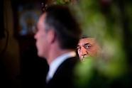 Norway: Hamid Karzai visits Stoltenberg