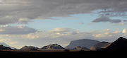 Kenya, Samburu National Park panoramic landscape