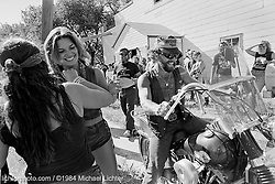 Just for Fun, Sturgis, South Dakota, 1984<br /> <br /> Limited Edition Print from an edition of 50. Photo ©1984 Michael Lichter.
