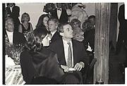 JEFFREY EPSTEIN, MARY RICHARDSON, BOBBY KENNEDY, NY Academy of Art benefit. Manhattan Feb 1994.