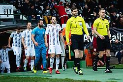 during football match between NŠ Mura and NK Triglav in 19th Round of Prva liga Telekom Slovenije 2018/19, on December 9, 2018 in Fazanerija, Murska Sobota, Slovenia. Photo by Blaž Weindorfer / Sportida