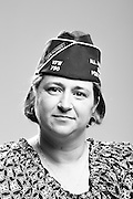 Ann Marie Bolton<br /> Army<br /> E-5<br /> Food Services<br /> Aug. 1995 - May 2005<br /> OIF<br /> <br /> Veterans Portrait Project<br /> St. Louis, MO
