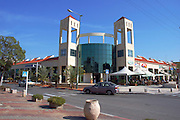 Modern Askelon city centre, Israel