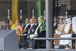 October 22, 2019, JAPAN: 22-10-2019 Inhuldiging Enthronement ceremony of Emperor Naruhito of Japan in Tokyo..at the Imperial Palace to attend the proclamation ceremony of Japans Emperor in Tokyo, Japan..Prince Albert and Duke Henri.Queen Mathilde and King Filip. (Credit Image: © face to face via ZUMA Press)