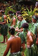 Meae Iipona, Puamau, Hiva Oa, Marquesas Islands, French Polynesia