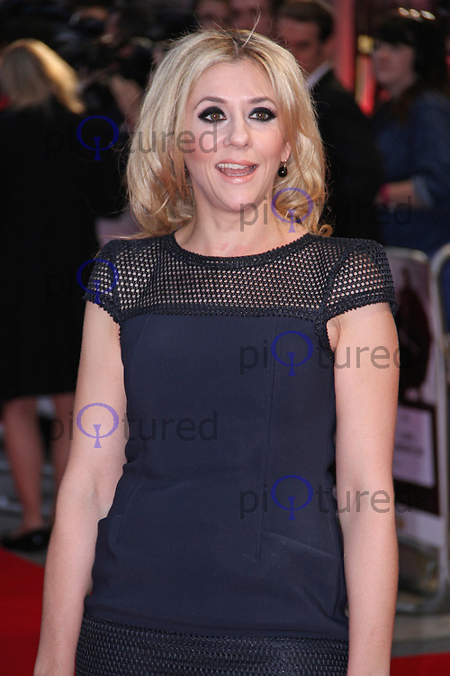 Alissa Phillips, Dracula Untold - UK Premiere, Odeon West End, London UK, 01 October 2014; Photo by Brett D. Cove