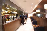LISBOA-20 OUTUBRO:Restaurante do Est‡dio Alvalade XXI¼ casa da equipa da super liga do Sporting C.P. e que vai albergar o EURO 2004, 20-10-03 19:45 no est‡dio Alvalade XXI.<br />(PHOTO BY: AFCD/NUNO ALEGRIA)