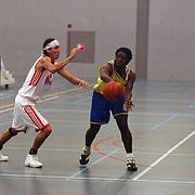 Basketbal Hilversum Dunckers - Astronauts 2