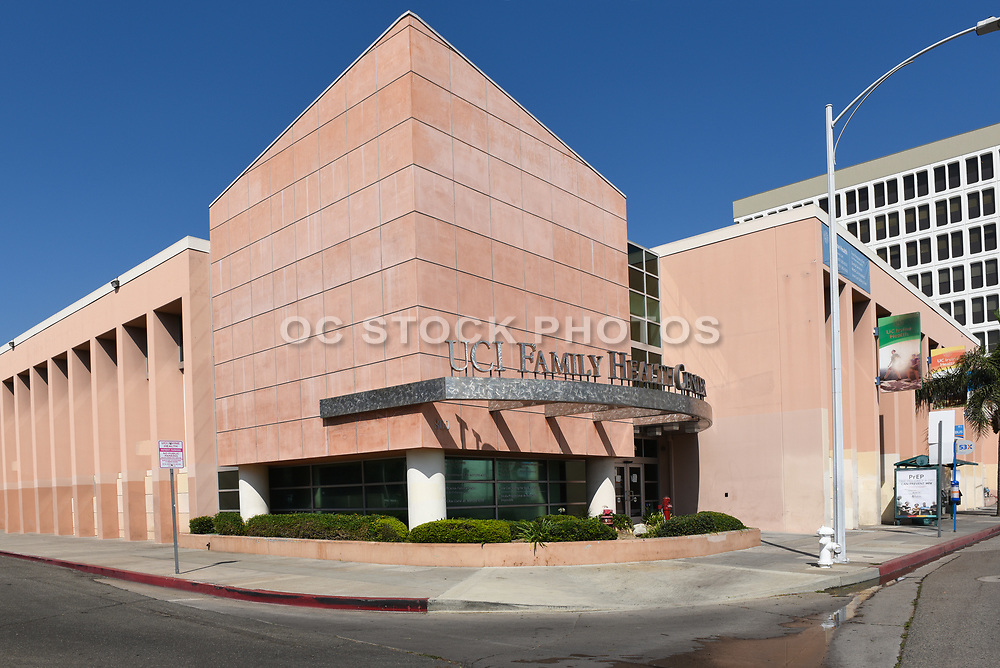 UCI Family Health Center in downtown Santa Ana, operated by the University of California Irvine