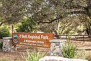 O'Neill Regional Park & Wilderness Trabuco Canyon