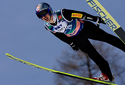 MALYSZ Adam, KS Wisla, Ustronianka, POL  competes during Flying Hill Individual Third Round at 3rd day of FIS Ski Flying World Championships Planica 2010, on March 20, 2010, Planica, Slovenia.  (Photo by Vid Ponikvar / Sportida)