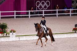 Dufour Cathrine, DEN, Bohemian, 118<br /> Olympic Games Tokyo 2021<br /> © Hippo Foto - Stefan Lafrentz<br /> 24/07/2021