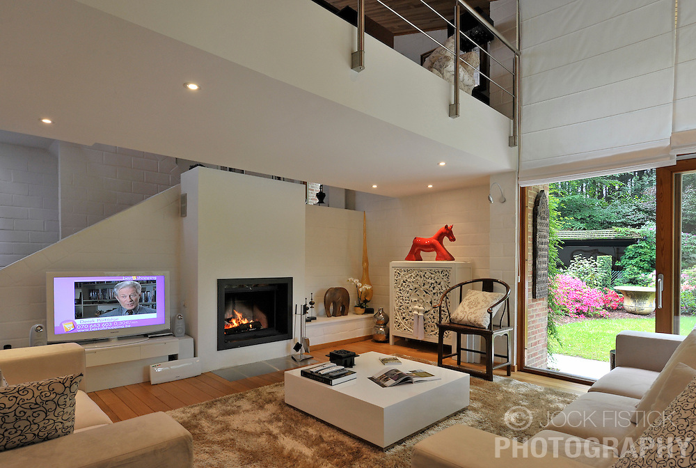 Andries Bed & Breakfast - interior and exterior photographs. (Photo © Jock Fistick)