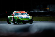 August 4-6, 2011. American Le Mans Series, Mid Ohio. 34 Green Hornet Black Swan Racing, Peter LeSaffre, Andrew Davis