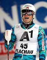 Alpint<br /> Flachau Østerrike<br /> 21.12.2011<br /> Foto: Gepa/Digitalsport<br /> NORWAY ONLY<br /> <br /> FIS Weltcup, Slalom der Herren, Nachtslalom. Bild zeigt Lars Elton Myhre (NOR).