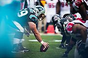 December 24, 2016: Carolina Panthers vs Atlanta Falcons. Larsen, Tyler