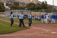 The  umpires suspended the North Coast Section Division 3 final after 10 complete innings with the score 4-4. (The June 6, 2011 game at San Marin High had originally been schedule for June 4, but was postponed because of rain.) Late June 7th, NCS officials  declared both teams Co-champions when adminstrators from both schools could not find a date to complete the game.