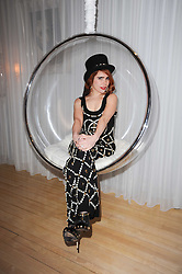 PALOMA FAITH at The Rodial Beautiful Awards in aid of the charity Kids Company held in the Billiard Room at The Sanderson, 50 Berners Street, London on 3rd February 2010.