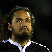 Liaki Moli, New Zealand,  during the Australia V New Zealand Final match at the IRB Junior World Championships in Argentina. New Zealand won the match 62-17 at Estadio El Coloso del Parque, Rosario, Argentina,. 21st June 2010. Photo Tim Clayton...