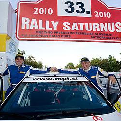 20100507: SLO, Start of 33rd Rally Saturnus
