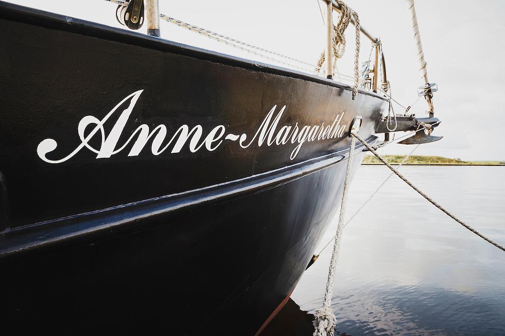 The Anne-Margareta sail boat, NL.