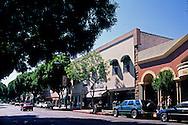 Downtown San Luis Obispo, CALIFORNIA