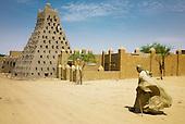 Travel - Mali, Timbuktu