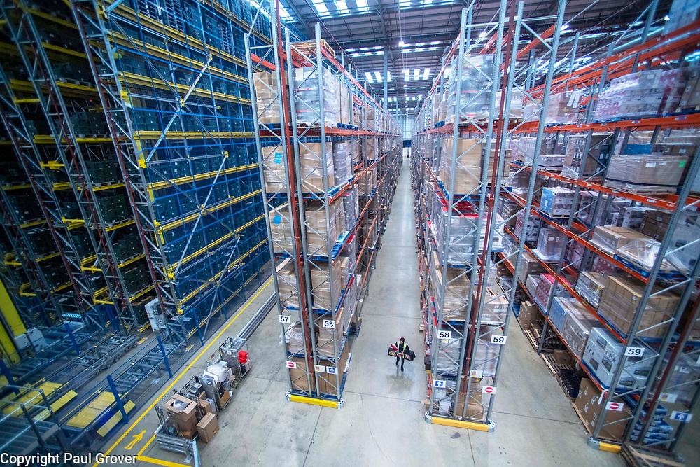 John Lewis Distribution Centre<br /> Magna Park <br /> Fen Street