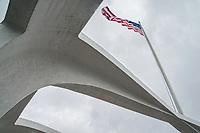 US Flag @ USS Arizona Memorial, Pearl Harbor