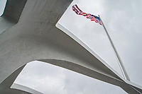 US Flag @ USS Arizona Memorial, Pearl Harbor