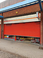 Iceland at Liscard near Liverpool closes store today after a customer collapses with suspect Covid19 symptoms.