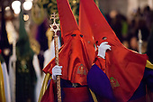 Holy Friday in Granada, Spain