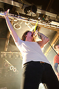 Christian metalcore band Underoath performing at Pop's in Sauget, IL on November 17, 2010.