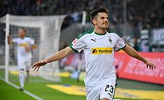Borussia Moenchengladbach v FSV Mainz 05 - 21 Oct 2018