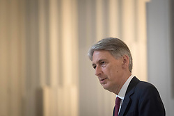 File photo dated 20/06/17 of Chancellor Philip Hammond, who will on Wednesday become the first British cabinet minister to visit Argentina in 16 years during a trip expected to focus on trade rather than the thorny issue of the Falkland Islands.