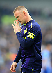 15 October 2017 -  Premier League - Brighton and Hove Albion v Everton - Wayne Rooney of Everton - Photo: Marc Atkins/Offside