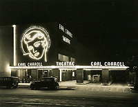1939 Earl Carroll Nightclub