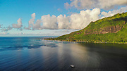 Opuhunu Bay, Moorea, Ship,  French Polynesia, South Pacific