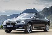 BMW 7 series media launch