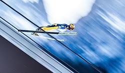 31.12.2016, Olympiaschanze, Garmisch Partenkirchen, GER, FIS Weltcup Ski Sprung, Vierschanzentournee, Garmisch Partenkirchen, Qualifikation, im Bild Noriaki Kasai (JPN) // Noriaki Kasai of Japan during his Qualification Jump for the Four Hills Tournament of FIS Ski Jumping World Cup at the Olympiaschanze in Garmisch Partenkirchen, Germany on 2016/12/31. EXPA Pictures © 2016, PhotoCredit: EXPA/ JFK