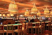 USA, Nevada, Las Vegas Interior of a Casino