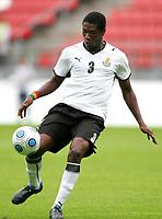 Fotball<br /> Ghana v Japan<br /> 09.09.2009<br /> Foto: Gepa/Digitalsport<br /> NORWAY ONLY<br /> <br /> Bild zeigt Gyan Asamoha (GHA)